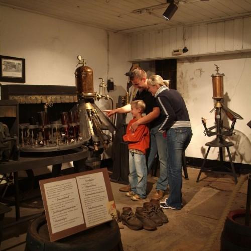 Abfüllanlage im Brauereimuseum