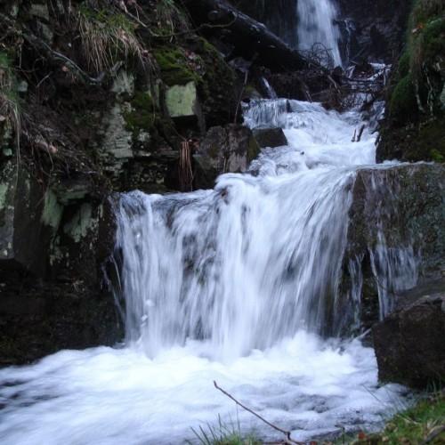 Lautenthaler Wasserfall