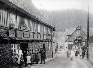 Ehemalige Städtische Brauerei etwa 1920, heute Brauereimuseum
