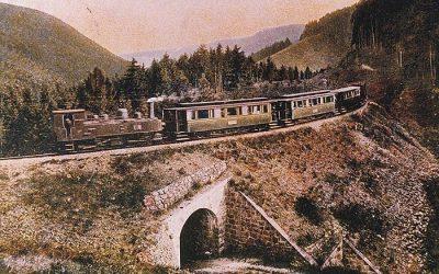 Die ehemalige Harzbahn